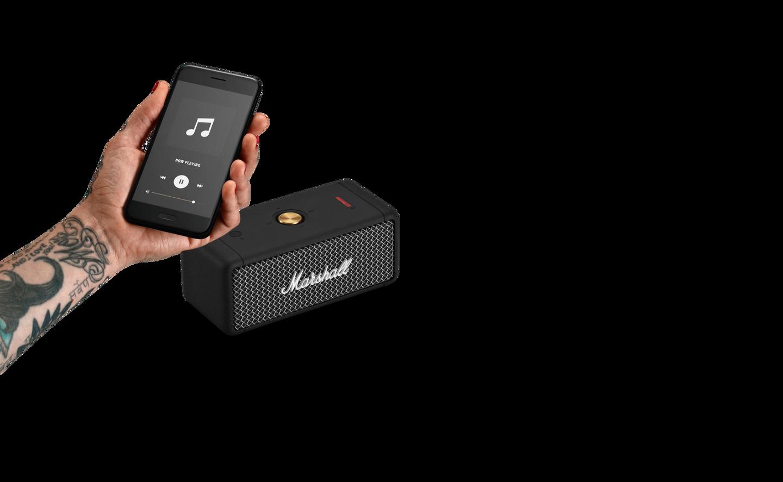 Loa Bluetooth Marshall Emberton Nhỏ Gọn
