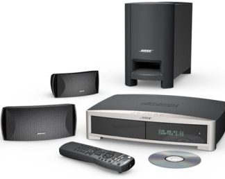 BOSE(R) 321 Series II DVD Home Entertainment System Graphite