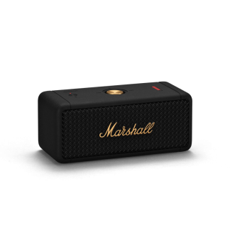 Loa Bluetooth Marshall Emberton Black and Brass